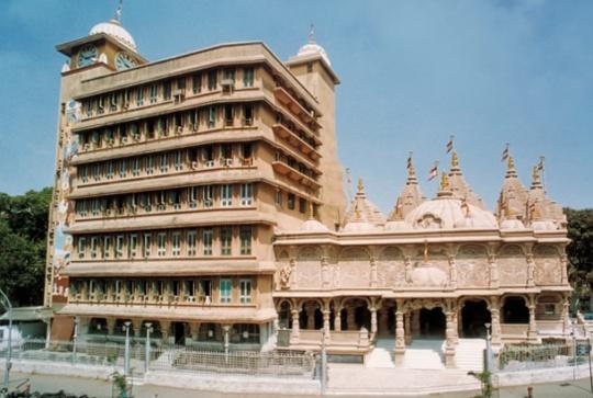 BAPS Temples in Mumbai
