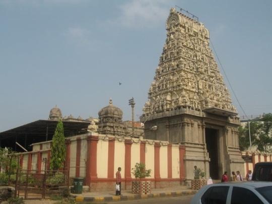 Shree venkateswara Swamy Temple Mumbai