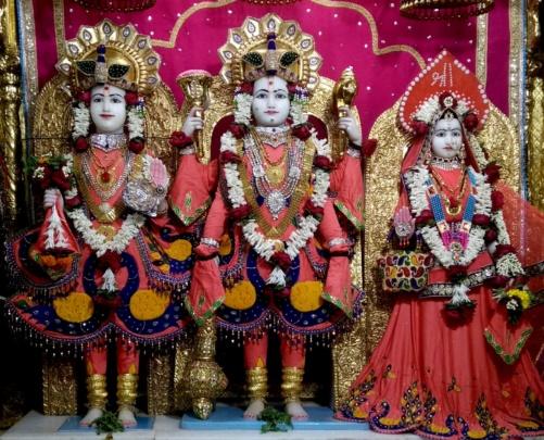 Swaminarayan temples in Mumbai