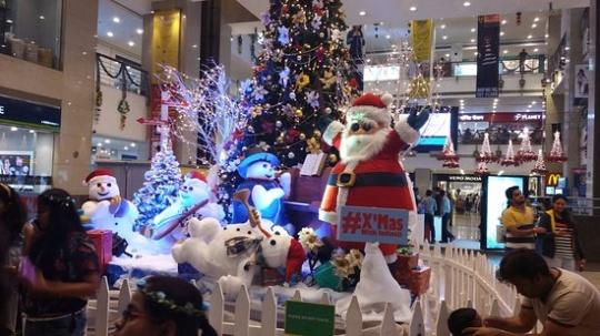 Infiniti Mall Xmas