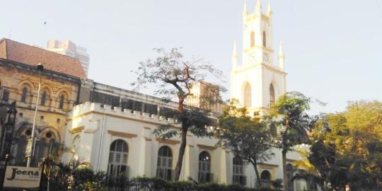 christmas celebration in Mumbai St. Thomas