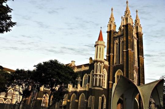 christmas in Mumbai 2019