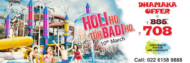 Holi parties in Mumbai 2020