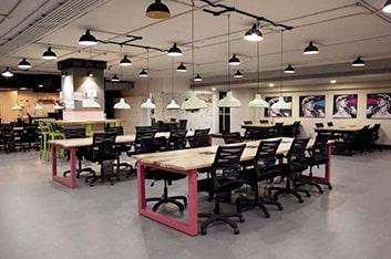 Coworking space powai